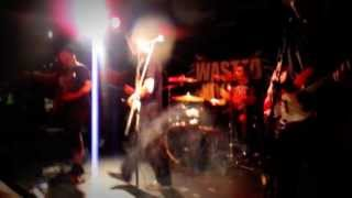 Wasted Youth - Time Of Unity (Tour Clip Uk May