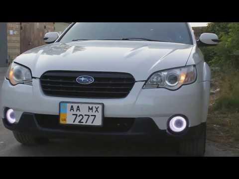 """Обзор Subaru Outback BP 2.5 2007 года - магия """"Субару"""" в действии"""