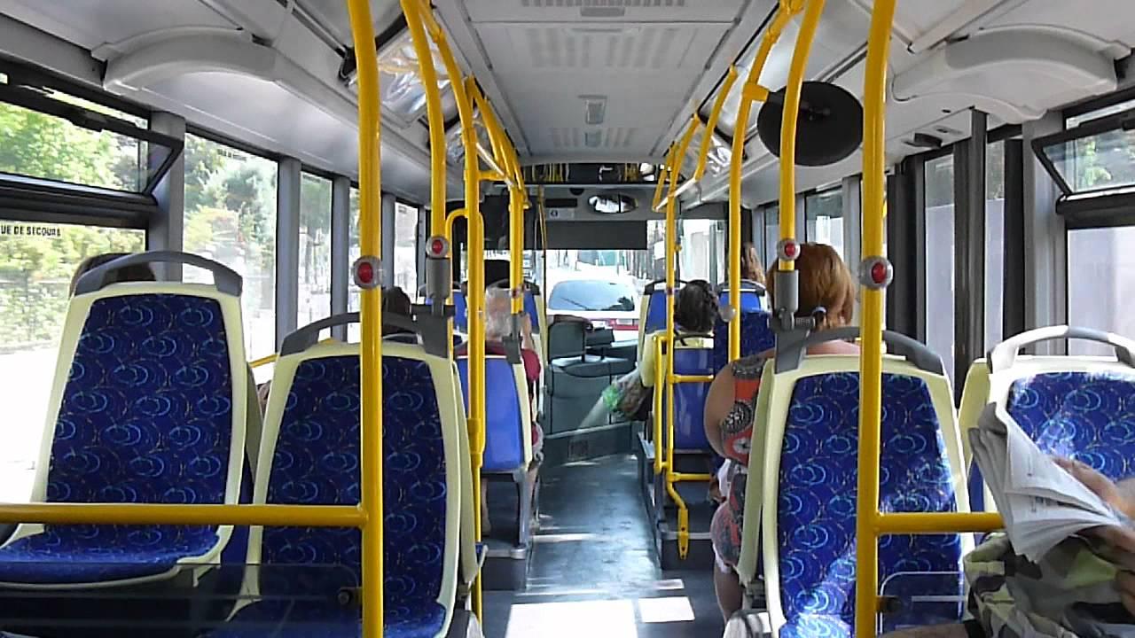 Aix en bus aix en provence setra s 415 nf sur la ligne - Aix en provence salon de provence bus ...