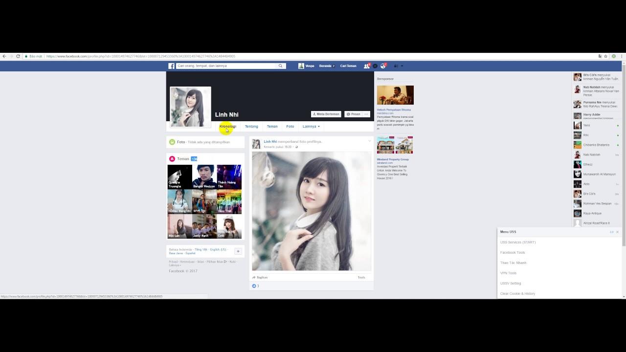 Facebook Auto Accept Friends