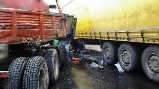 Best truck crashes, truck accident compilation Part 15