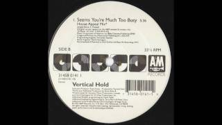 Vertical Hold ft. Angie Stone - Seems You