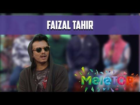 Maksud Sebalik Kulit Album Faizal Tahir - MeleTOP Episod 210 [8.11.2016]