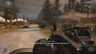 Modern Combat 3 : Chase [ Mission #5 ]