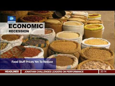 Nigeria Economic Recession: Citizens Lament High Cost Of Living