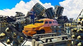 GTA 5 BOMBS vs. INSURGENTS (GTA 5 Funny Moments)