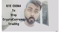 Cryptocurrency exchange BTCC China to stop all Trading by 30th September.