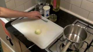 Cooking With Brett 014 - Pork Fillets With Apple Cabbage And Mustard Sauce