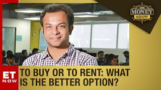 Is Renting Out Property A Better Option That Buying?  | The Money Show