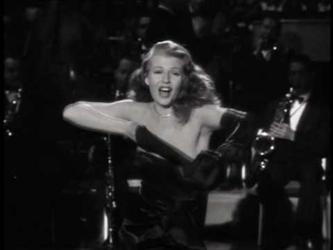 Put The Blame On Mame,Rita Hayworth