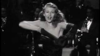 Put The Blame On Mame,Rita Hayworth