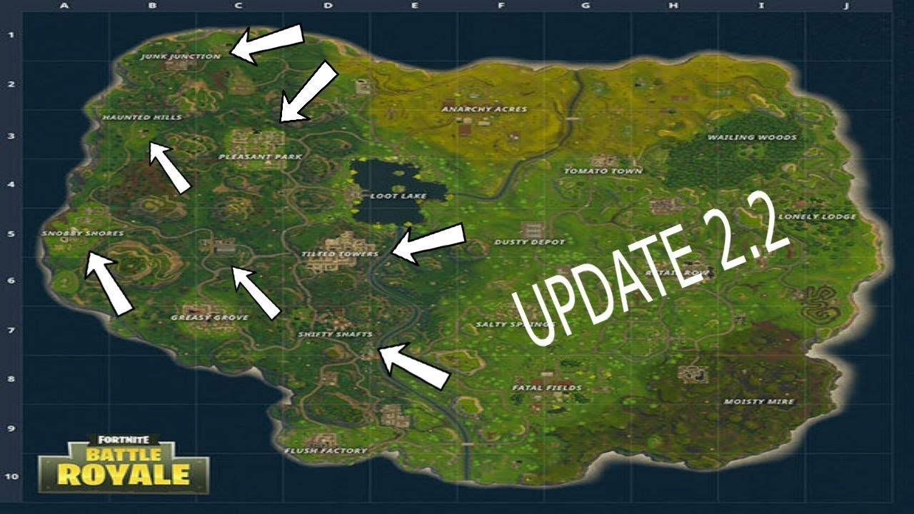 snobby shores map - photo #11
