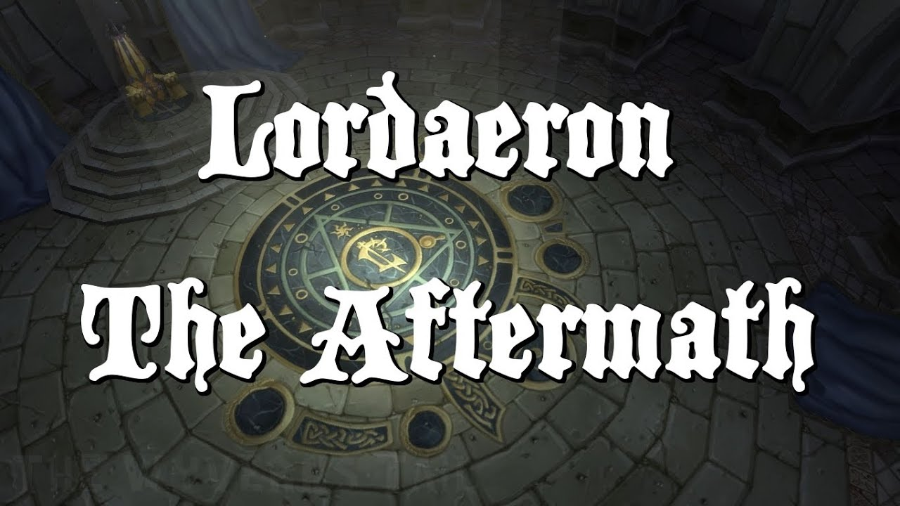 Aftermath Streaming custom content: lordaeron the aftermath - streaming (pt.3)
