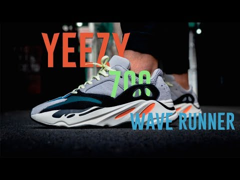 3b006ffb8ba Yeezy 700 Waverunner Review 2018