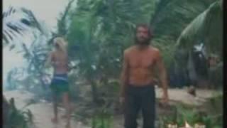 La Strusciata tra Rossano Rubicondi e Belen Rodriguez