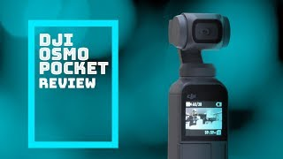 DJI Osmo Pocket Review: Shooting Hyperlapse and 4K