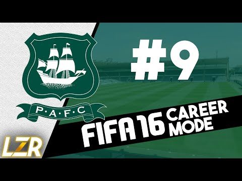 DEBUTS! - FIFA 16 Plymouth Career Mode #9