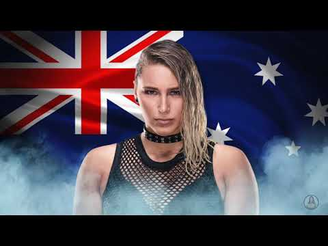 Rhea Ripley - Final Straw (Clean Version) (Official 2018 WWE MYC Theme)