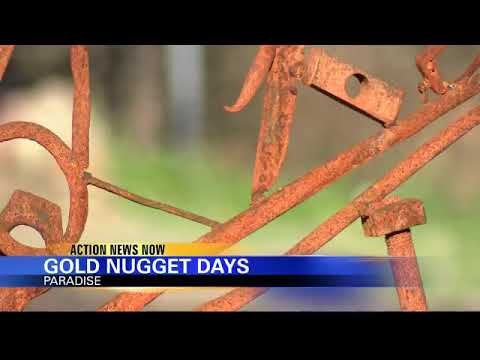 Theme for Gold Nugget Days 2019 is