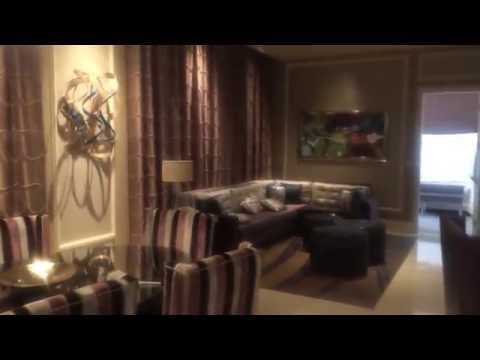 New Bellagio Two-bedroom Penthouse Suite