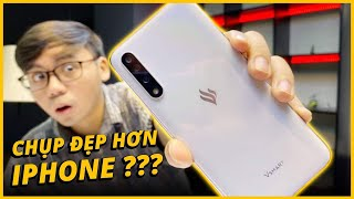 THỰC HƯ ĐIỆN THOẠI VIỆT NAM CHỤP ẢNH ĐẸP HƠN CẢ iPHONE???