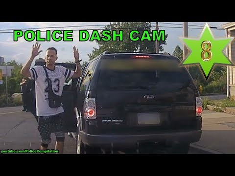 Police Dash Cam Compilation, Part 8