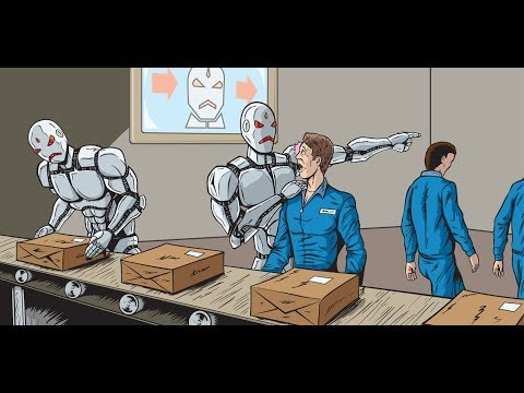 WHY ARE WE IMPORTING MILLIONS OF PEOPLE IF ROBOTS ARE GOING TO TAKE ALL THE JOBS?