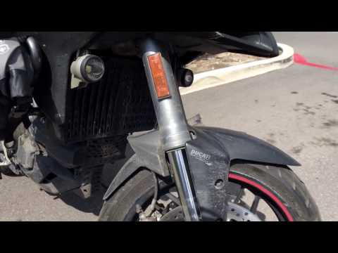 AltRider Engine & Radiator Guards Review- Ducati Multistrada 1200S GT
