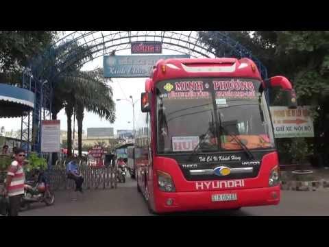 Xe Khách Chất Lượng Cao Minh Phuong  - Bến xe Miền Đông - Bến Xe Huế