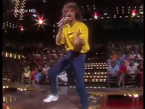 Wolfgang Petry - Wahnsinn (ZDF Hitparade 1983) HD