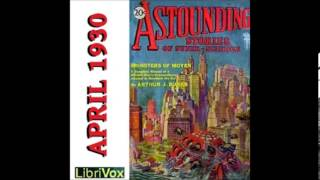 Astounding Stories 04, April 1930 - 3/14. Monsters of Moyen by Arthur J. Burks, Part 2/3