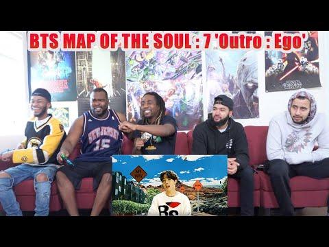 BTS (방탄소년단) MAP OF THE SOUL : 7 'Outro : Ego' Comeback Trailer | REACTION