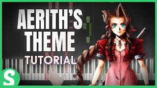 "How to Play ""AERITH'S THEME"" from Final Fantasy VII 