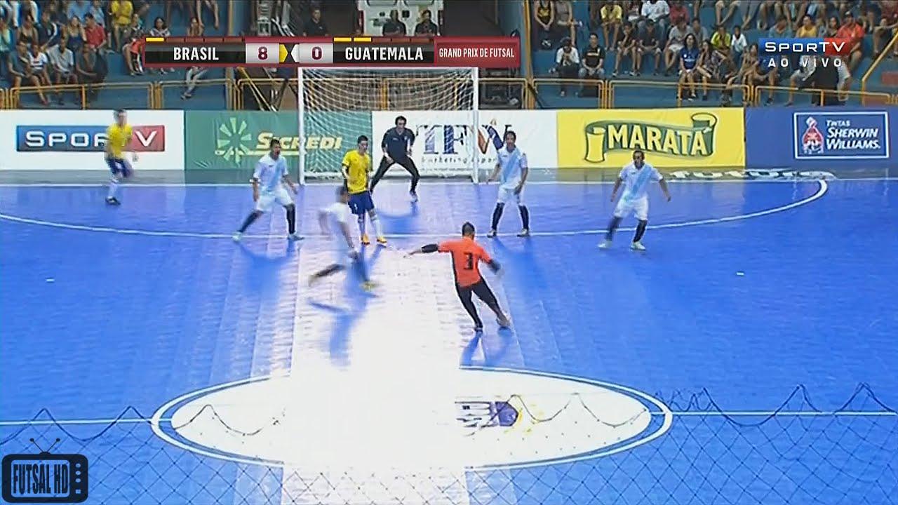 Gol linha no Futsal
