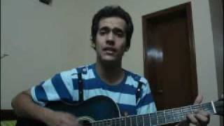 Woh Lamhe-(Atif Aslam)- Acoustic cover By Ibrahim Khawaja
