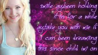On top of the world-dove cameron[lyrics] Liv and Maddie