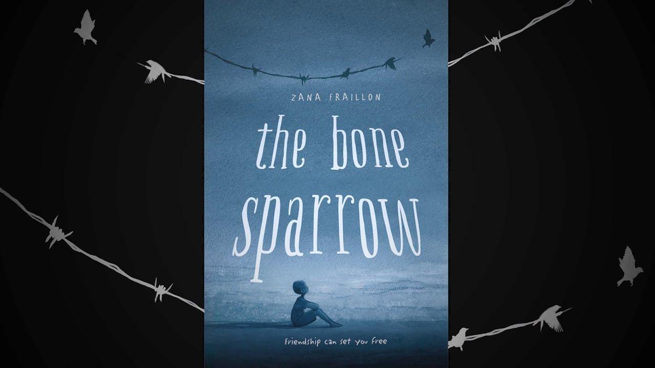 Zana Fraillon Introduces The Bone Sparrow - YouTube