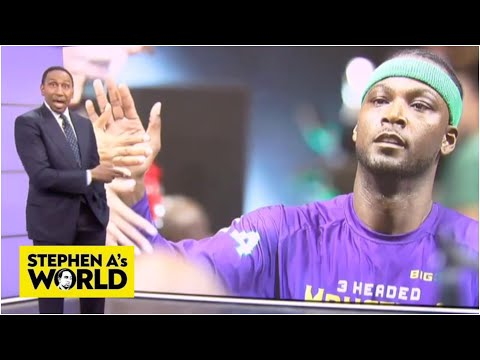 Stephen A. calls out Kwame Brown's NBA career: 'You weren't very good'   Stephen A's World