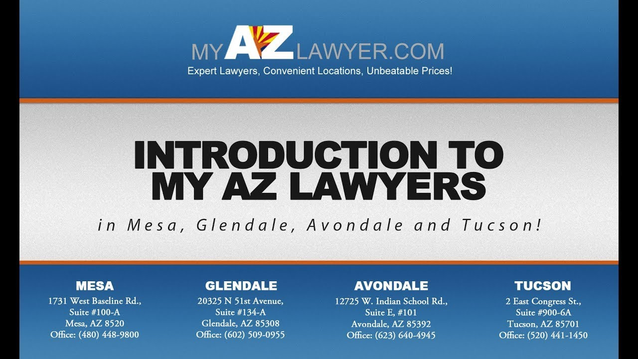 Introduction to my az lawyers in mesa glendale avondale and tucson introduction to my az lawyers in mesa glendale avondale and tucson solutioingenieria Images