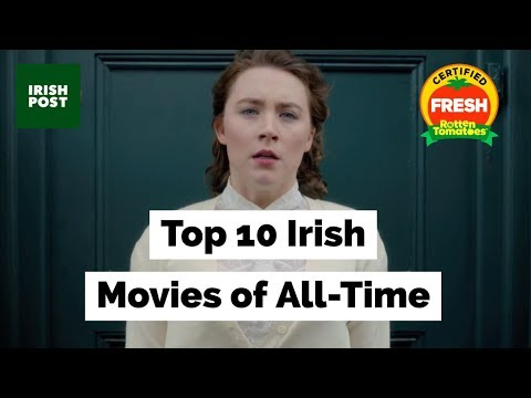 Top 10 Irish Movies Of All-Time