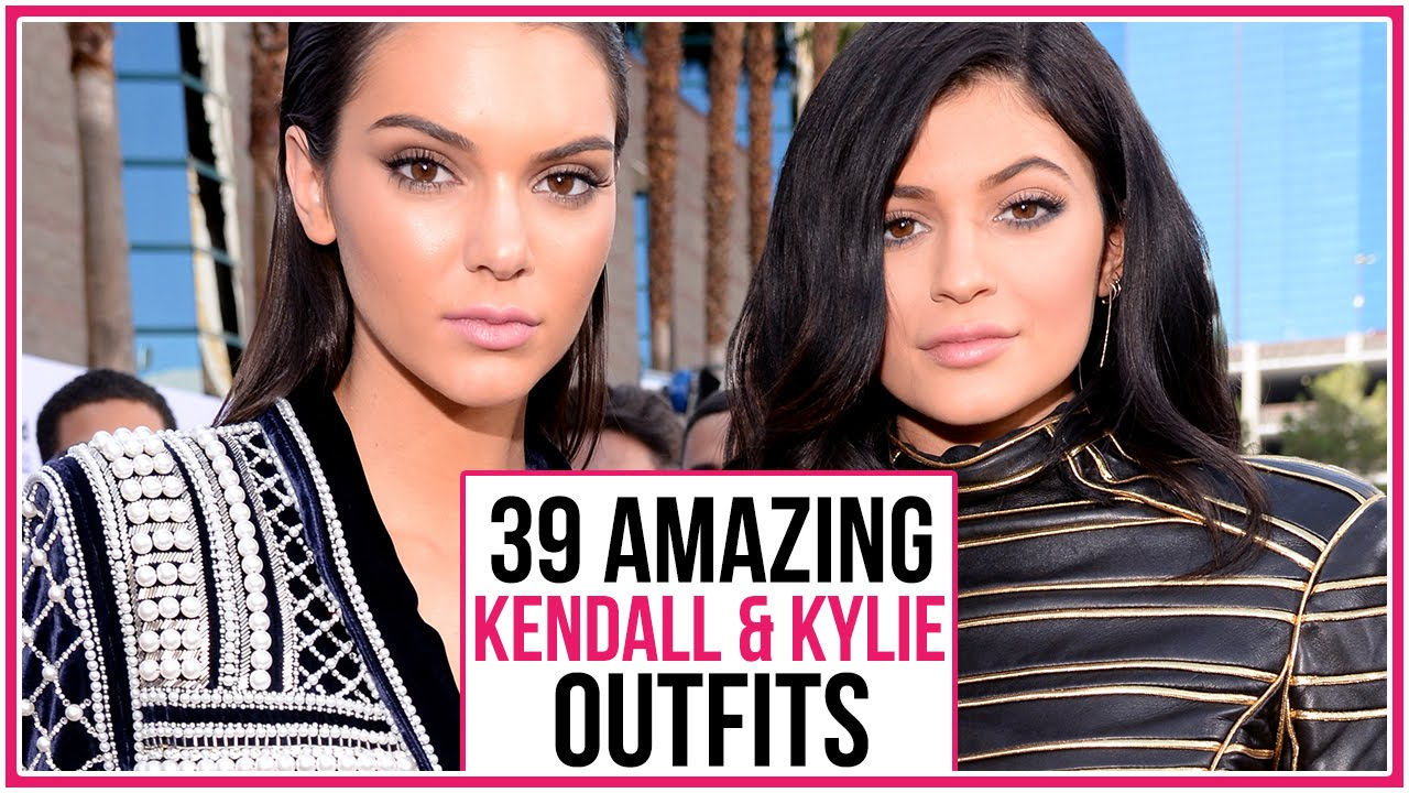 39 Super Cute Outfit Ideas From Kendall Kylie Jenner