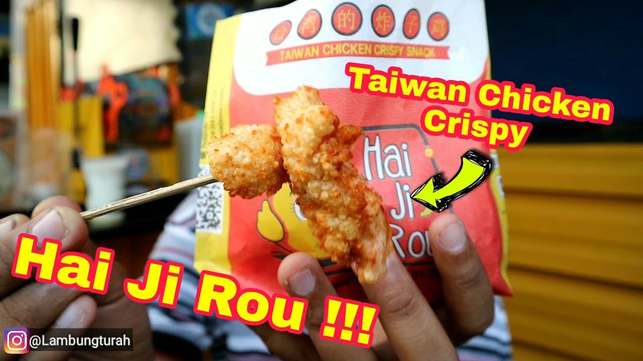 HAI JI ROU !!! CAMILAN STREET FOOD TAIWAN
