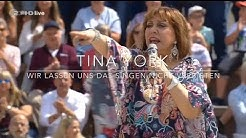 Tina York - Wir lassen uns das Singen nicht verbieten (ZDF-Fernsehgarten 26.05.2019)