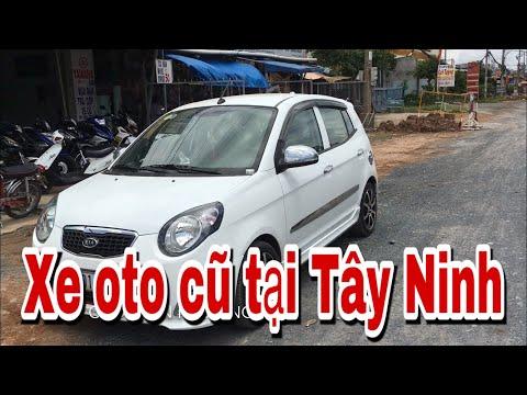 #36  Xe oto cũ - Bãi Anh Nhàn Hoà Thành  Used car  yards[Seri Bãi-Tiệm xe cũ Tây Ninh]