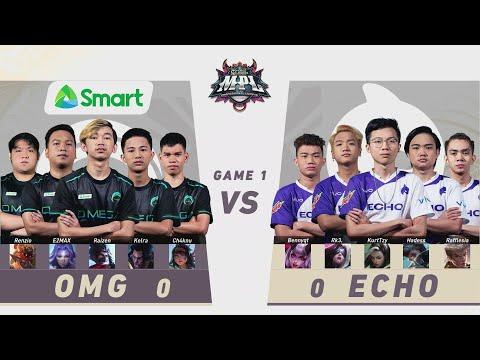 MPL-PH S8 PO D1 OMG VS ECHO Game 1