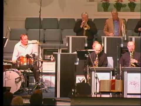 """Nutville"" - John Blount - Dave Tucker Real Big Band"
