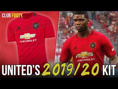 2a4026769ce8d MANCHESTER UNITED'S 2019/20 KIT LEAKED! | 1999 TREBLE WINNING TRIBUTE -  YouTube