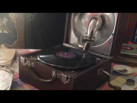 Sweet Carmen Tango - the Argentina Tango band -1920s -78rpm record