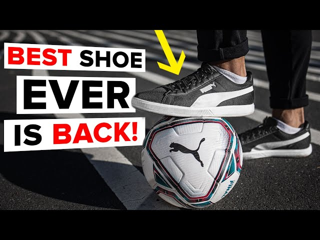 Legendary football shoe is FINALLY BACK | Review