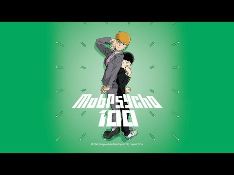 Mob Psycho 100 (Anime-Trailer)